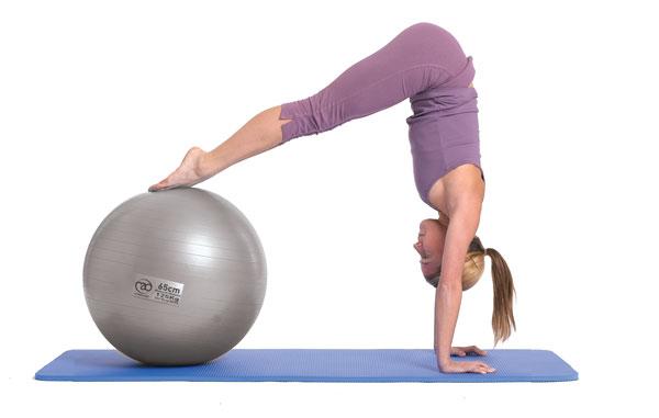 125kg Anti Burst Swiss Ball 65cm Hope Pilates
